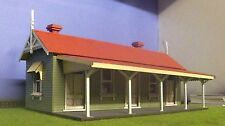 O scale building VR station kit Bullarto