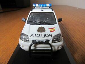 2006 NISSAN X TRAIL SPANISH POLICIA