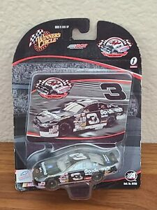Dale Earnhardt Museum #3 1997 Daytona 500 Crash Car 1/64 Winner's Circle NASCAR