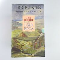 The Lord of the Rings Trilogy & The Hobbit  J.R.R. Tolkien Box Set 1987