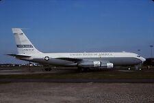 Original colour slide OC-135C 'Open Skies' 12670/OF 0f 55 RW US Air Force