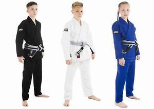 Tatami Roots Kids BJJ Gi Childrens Jiu-Jitsu Suit Jujitsu Uniform Kimono Childs