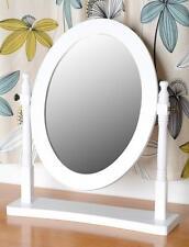 Seconique Contessa Dressing Table Mirror - White