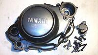 Yamaha XT 600 Z Tenere (04)(3AJ,3DT,2RX,1VJ)- Motordeckel rechts Kupplung