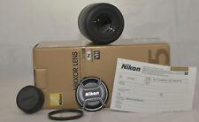 Nikon Micro-Nikkor 105 mm F/2.8 ED VR AF-S IF G