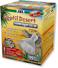 JBL ReptilDesert L-U-W Light alu 35W - Licht – UV und Wärme in einem