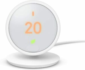 Nest Thermostat E - White *Fast and Free Delivery*