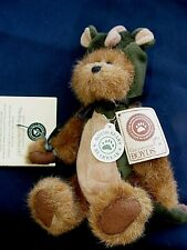 New ListingBoyds Bears Once Upon A Hiccup! Edmund the Dragon #9175-16