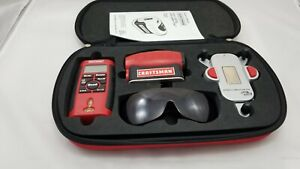 Craftsman 4-in-1 Level & Laser Guided Measuring Tool Both with Laser Trac