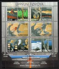 Faroe Islands Mnh 2009 Sg596 Geology History of the Islands