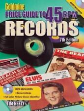 Goldmine Price Guide to 45 RPM Records by Martin Popoff w/CD Inside