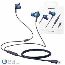 Samsung Kopfhörer Bluetooth Original EO-IC500 Anc Typ C Stereo Kopfhörer Blau