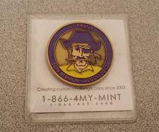 Crookston High School 50th Reunion Challenge Coin Veteran Coin