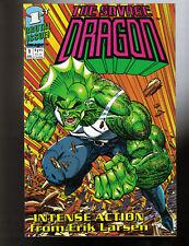 SAVAGE DRAGON MINI SERIES SET (Image, 1992) #1 - 3+Vs. MegatonMan + promo card!