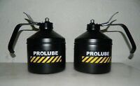 """PRO-LUBE Lever-Type Oiler 2 Pack 1,000 mL Capacity 9"""" Long Rigid Spout 07273725"""