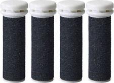 4 x Emjoi SUPER EXTREME Coarse Micro Mineral Replacement Rollers for Micro Pedi