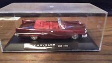 1959 Chrysler 300E NewRay 1:43 Model Collect or Dash art