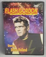 Flash Gordon DVD 2006 Deadline at Noon Planet of Death Brain Mac Brand New