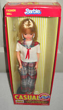 #9369 NIB Vintage Takara Japan Casual Barbie Fashion Doll