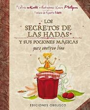 Los cecretos de las hadas y sus pociones (Spanish Edition) (Coleccion Salud y Vi
