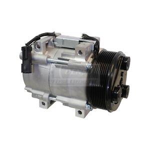For Dodge Ram 2500 Ram 4500 L6 A/C Compressor and Clutch Denso 471-6046