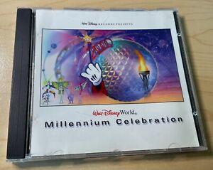 Walt Disney World Millennium Celebration CD