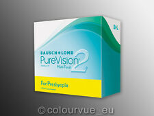 PureVision 2 Multi-Focal for Presbyopia - 1x6 Stück - Bausch&Lomb