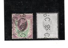 Gran Bretaña Perforaciones Comerciales año 1887-900 (BP-240)