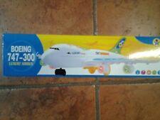 Boeing 747-300 Luxury Airbus Model Airplane