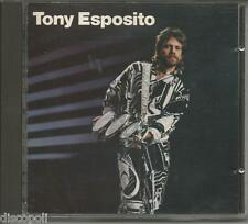 TONY ESPOSITO - Omonimo - CD NO BARCODE 1985 MINT CONDITION
