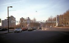 M121 35mm Slide 1981 Streets of Philadelphia Kodachrome Slide