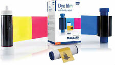 ORIGINAL MA300YMCKO Magicard Full Color Ribbon 300 print for Enduro, Rio Pro