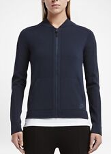 Nike Women's Tech Knit Bomber Jacket Extra Large XL (819031) MSRP $250