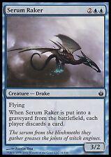Serum Raker X4 EX/NM Mirrodin Besieged MTG Magic Cards Blue Common