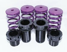 PURPLE 90-95 96 97 98 99 Mitsubishi Eclipse Coilover Lowering Springs Kits