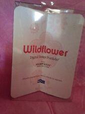 Quickutz Silhouette Wildflower Digital Design Portfolio