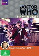 Doctor Who: Day of the Daleks            DVD R4