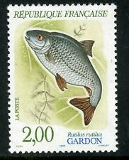 STAMP / TIMBRE FRANCE NEUF N° 2663 ** FAUNE / POISSON / GARDON