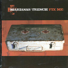 Fix Me Marianas Trench MUSIC CD