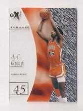 12/13 FLEER RETRO A.C. GREEN EX SHORT PRINT CARD