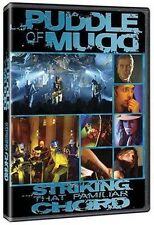 Puddle of Mudd - Striking That Familiar Chord ( Post-Grundge, Hard Rock ) DVD