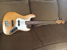 Vintage Fender Squier Jazz Bass Made In Japan Custom Shop 77' Pickups