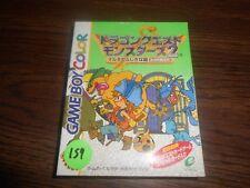 Dragon Quest Monsters 2 Luka (Game Boy Color) Japan Import US Seller