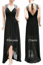 Full-Length Chiffon Ball Gowns for Women