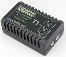 AIRSOFT BATTERY CHARGER BALANCER TOMTAC 11.1V 7.4V 2 3 CELL LIPO mains NUPROL