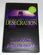 Left Behind Desecration Antichrist Takes the Throne HC 9 Jerry B Jenkins LaHaye