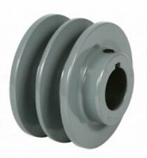 "2-1//2/"" 2BK 3//4/"" Bore 2 GROOVE Sheave PULLEY FOR 4L,5L BELT 2.5/"" OD 2BK23-3//4/"""