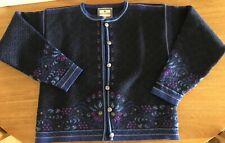 Vtg Dale of Norway Wool Sweater Ladies M Never Worn!