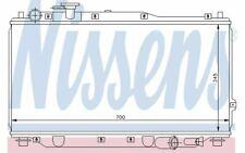 NISSENS Radiateur moteur 66604 - Pièces Auto Mister Auto