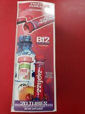 Zipfizz fruit punch Healthy Energy Drink 20 Count